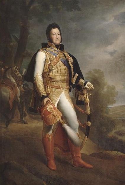 Портрет Луи-Филиппа. <br>