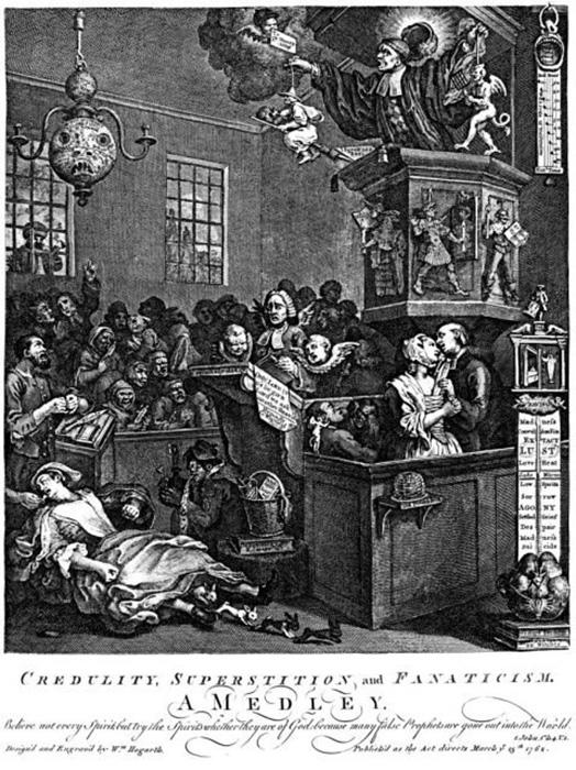 Иллюстрация к истории Мэри Тофт.